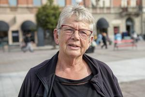 Laila Nyström, 74 år, pensionär, Sundsvall: