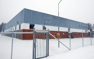 Fabriken i Tandsbyn. Foto: Jan Andersson