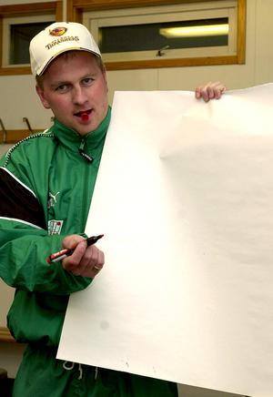Tommie Andersson. Bild: Arne Henriksson