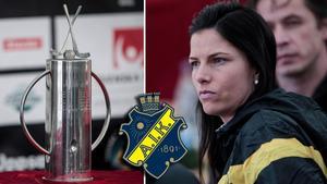 Linda Odén kan bli en av AIK:s viktigaste nycklar i jakten på SM-guldet.