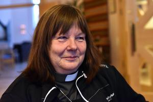 Lena Abrahamsson är diakon i Mora församling. Hon berättar att december är en av de mer intensiva månaderna för diakonerna.