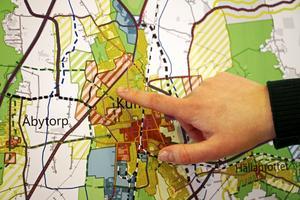 Fyra nya detaljplaner för bostadsbebyggelse i Kumla antogs under 2019.