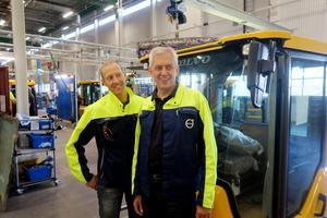 Christian Nilsson och Tommy Karlsson bestämde att skänka prispengarna från Monteringspriset till Nyckelfonden.