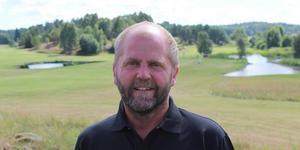 Ägaren Mats Petterson ser fram emot ytterligare en tourtävling på Johannesbergs GK.