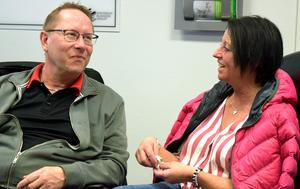 Christer Jans och Mia Jans Ekström räknar med att företaget får en nystart.