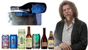Dryckesexpert Sune Liljevall tipsar denna vecka om  nya och spännande öl på Systembolaget.