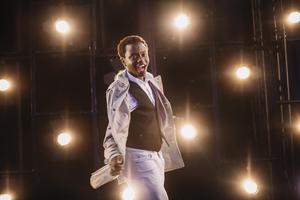 Tusse Chiza har redan planer för sin karriär efter Idol.