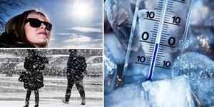 Det blir omväxlande väder i Västernorrland nästa vecka.