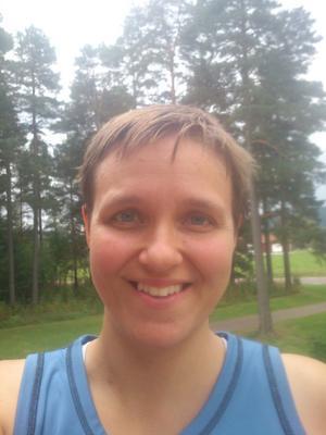 Maria Ähdel – nu startar hon Mamma Boot Camp i Falun och Borlänge.