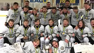 Cupsegerare igen – här kryllar det av unga hockeytalanger