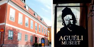 De många turerna kring Aguélimuseet har nu landat i att Gregor Wroblewski hoppat av sin roll som ordförande för Sala Konstförening-Aguélimuseet.