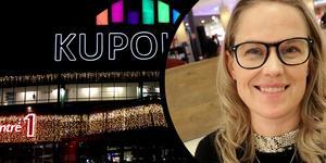 Malin Lundgren är glad att kedjan kommer till Borlänge.