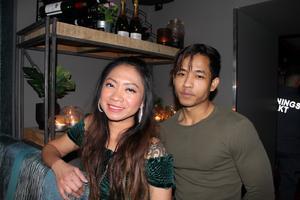 Deejay Sten och Thiwat Phootong. Foto: Py Tenor