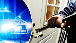 En man från Avesta kommun har åtalats för flera brott, bland annat för två grova stölder i hemkommunen. Mannen ska ha brutit sig in i två bostäder, i Krylbo och Avesta, och stulit saker. OBS: Bilden till höger är arrangerad.
