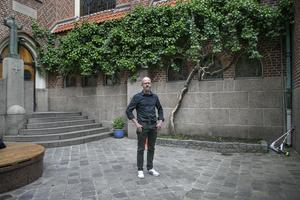 Per Gyllenör, vikarierande kyrkoherde i Svenska kyrkan i Paris.