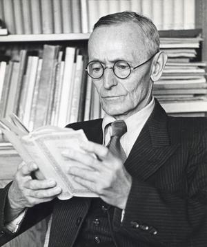 Herman Hesse. Foto: Okänd