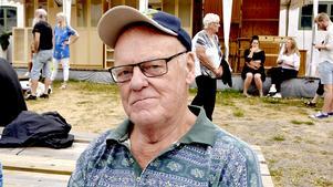Håkan Olsson, 74 år, pensionär, Haga: