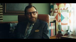 Eric Ericsson som karaktären Frank. Foto: David Hellman.