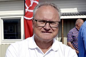 Glenn Nordlund, kommunalråd i Örnsköldsviks kommun.