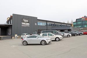Sportsgym på Bangårdsgatan har idag ett fantastiskt läge med en stor parkering för sina gymmande kunder. Det blir annat när Diös inom en snar framtid börjar gräva upp parkeringen för sitt bostadsbyggande.