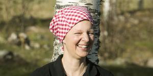 Anna Reyier gläds åt bronsmedaljen. Vinnarna i årets SM i mathantverk har utsetts.