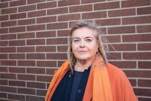 Antonella Pirrone (KD) är ordförande för socialnämnden i Nynäshamn.
