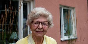 – Det som varit så lugnt här, man är visst inte säker någonstans, säger Gertrud Wirén.