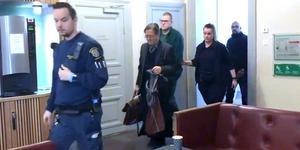 Johan Fallqvist förs in i Svea Hovrätt.