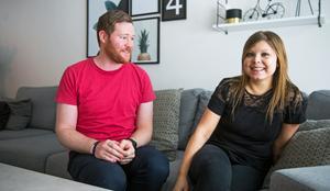HLR och organdonation räddade Emilie Johanssons liv.