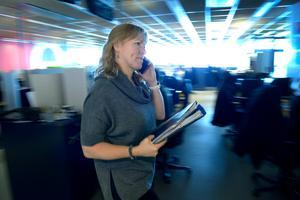 Allt fler svenskar har arbetsrelaterade fysiska eller psykiska besvär.Bild: Janerik Henriksson/ TT
