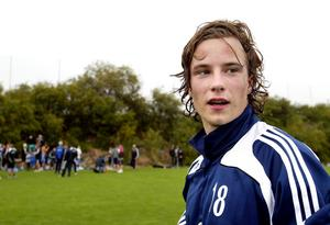 GIF Sundsvall på 2008 års träningsläger på Cypern. GIF slog Örebro efter att Linus Hallenius avgjort med en