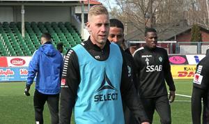 Fredagens match mot Gais blir speciell, konstaterar Mattias Liljestrand.