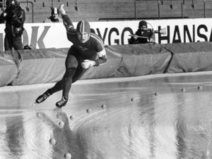 Kolsvasonen och Polluxåkaren Johan Granath deltog i totalt tre vinter-OS. Foto: TT