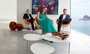 Spanska Trio Bacarisse spelar på Västerås slott den 30 augusti. Foto: Pressbild