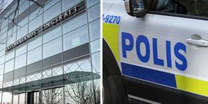 Polisen fann vad de bedömer som ett skarpladdat vapen i en bil som stoppades i Köping den 23 april. Nu är en man från Arboga misstänkt för grovt vapenbrott och grovt narkotikabrott.