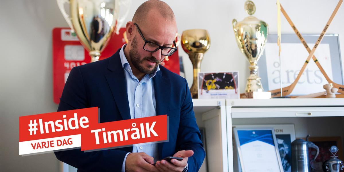 Så var Timrås årsmöte – liverapporterades i #InsideTimråIK