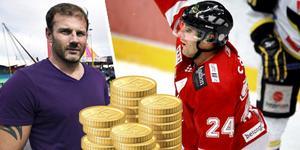 Conny Strömberg trivdes under sin tid i Örebro, det och mycket mer berättar han i Hockeypuls podcast. Foto: Sporten.