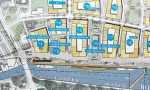 I mars tas beslut om det nya konstverket vid Sjötullstorget.