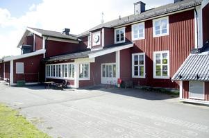 Klövsjö skola/Arkivbild.