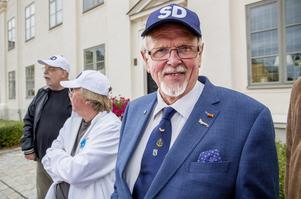 Bert Skoglund får inte företräda SD i kommunfullmäktige.