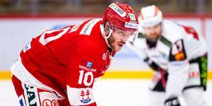 Johan Persson är klar för spel i Mora. Bild: Pär Olert/Bildbyrån