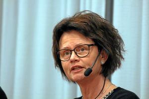 Anna-Karin Skatt (S), kommunalråd i Tidaholm