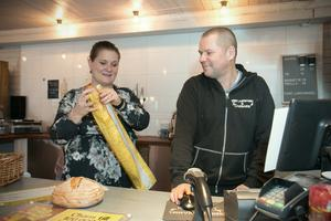 Snart färdigbakat. Lanthandeln på Torö lägger ner sitt eget bageri efter den 17 november.
