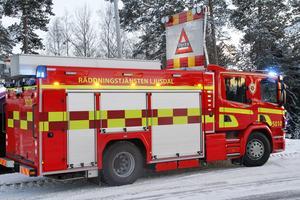 Dagtid, då Ramsjö deltidskår inte har personal på plats, får Ljusdals brandmän rycka ut.