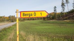 Utbyggnaden av avloppsnätet i Nykvarn fortsätter, nästa anhalt är Berga ö.