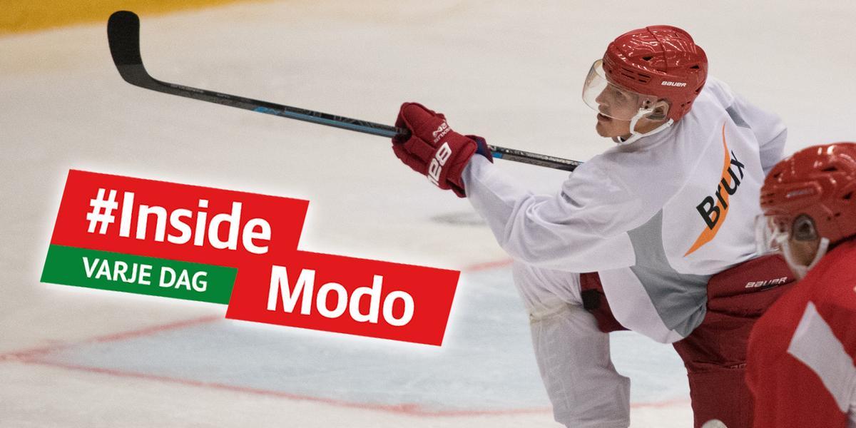 Liverapport: Modo hoppade över isträningen efter förlusten – laddar om för derbyt