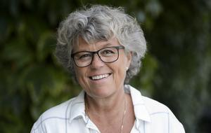Norska författarinnan Anne Holt. Foto: Foto: Henrik Montgomery/TT