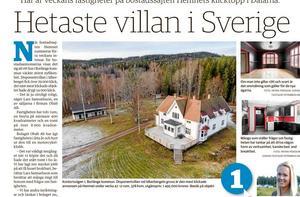 Borlänge Tidning  i november 2019. Nu är det klart att Borlänge kommun köper fastigheten.