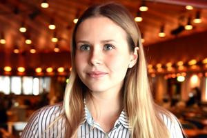 Ellen Jansson, från Malung, berättar om företaget Workdealer UF.