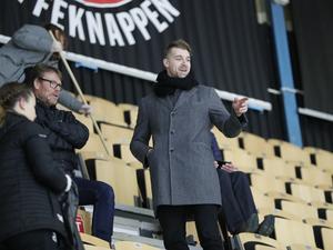 Nu väntar spel i Djurgårdens IF och med Patrik Berglund som blev klar för klubben tidigare i veckan. Foto: Christine Olsson / TT